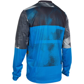 ION Scrub Maglietta a maniche lunghe Uomo, inside blue